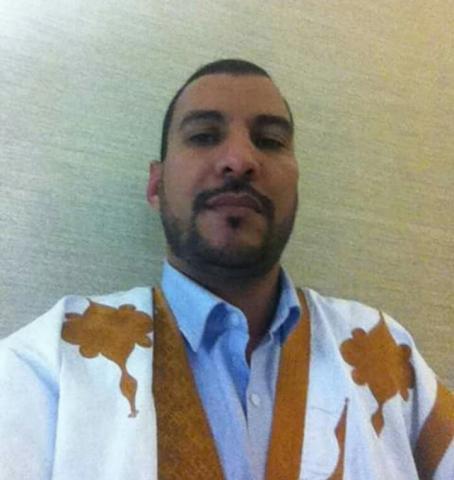 الدكتور : محمد ولد الشيخ أستاذ الإعلام