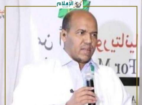 محمد الأمين ولد الفاظل