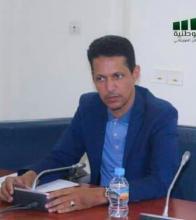 النائب : محمد الأمين ولد سيدي مولود